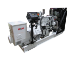 200kW with Deere 6090 Radiator Cooled Generator