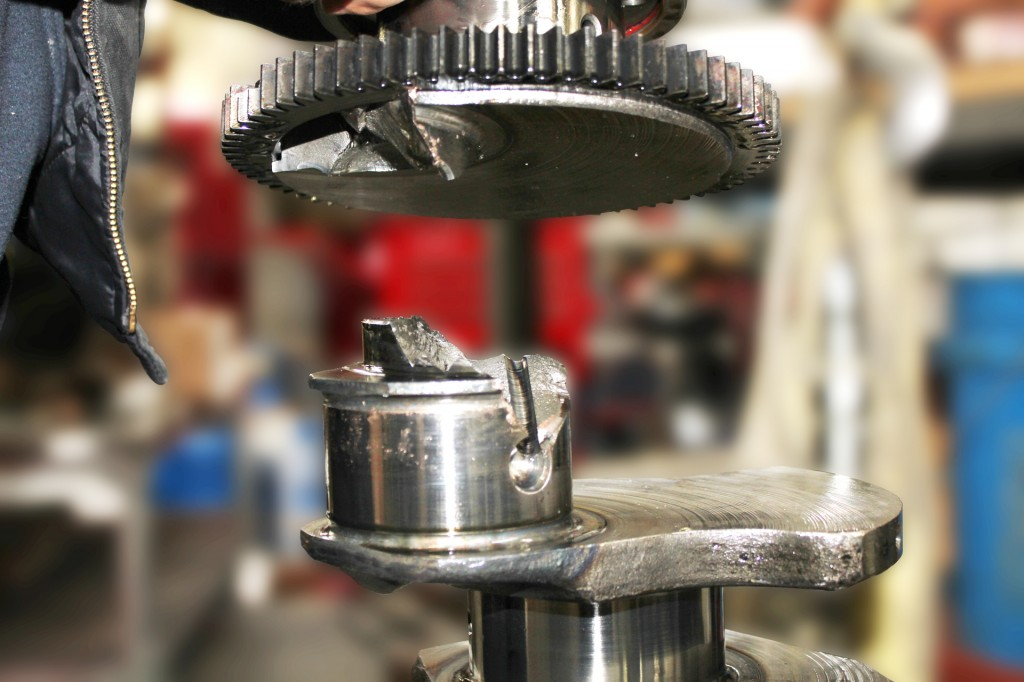 Broken Crankshaft caused by Torsional Incompatibility