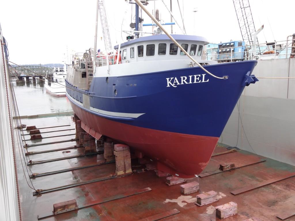 F/V Kariel - Steve Fish