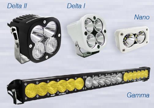 SeaFire Nano, Delta I, Delta II & Gamma Series