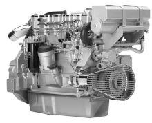 6081AFM-75 John Deere Marine Engine