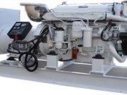 John Deere MG275-TII 275KW Marine Generator