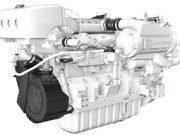 6090AFM75 John Deere Marine Engine