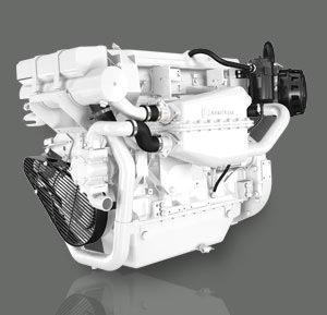 6135SFM John Deere Marine Engine