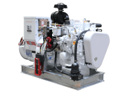 BOLLARD™ 12.5kW Platinum Marine Generator