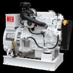 BOLLARD 8kW generator