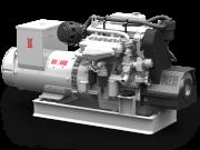 BOLLARD Platinum 99kW Marine Generator