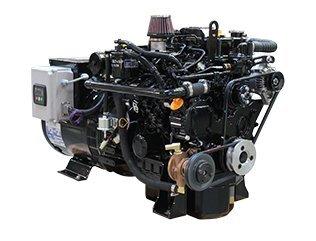 IRON 12.5kW Marine Generator