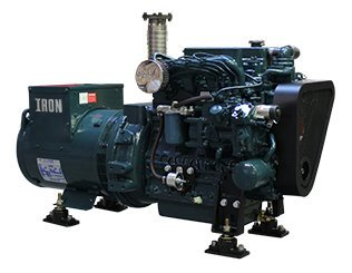 IRON 22kW marine generator