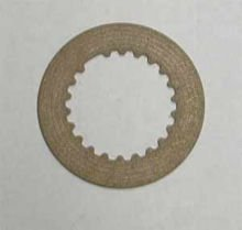Inner clutch disk