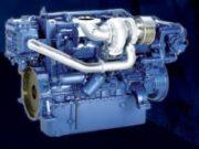 Isuzu Marine Engine 6WG1TC-AA1