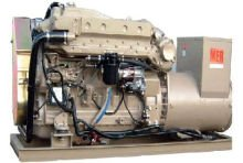 John Deere MG110-TII 110KW 6068TFM Marine Generator