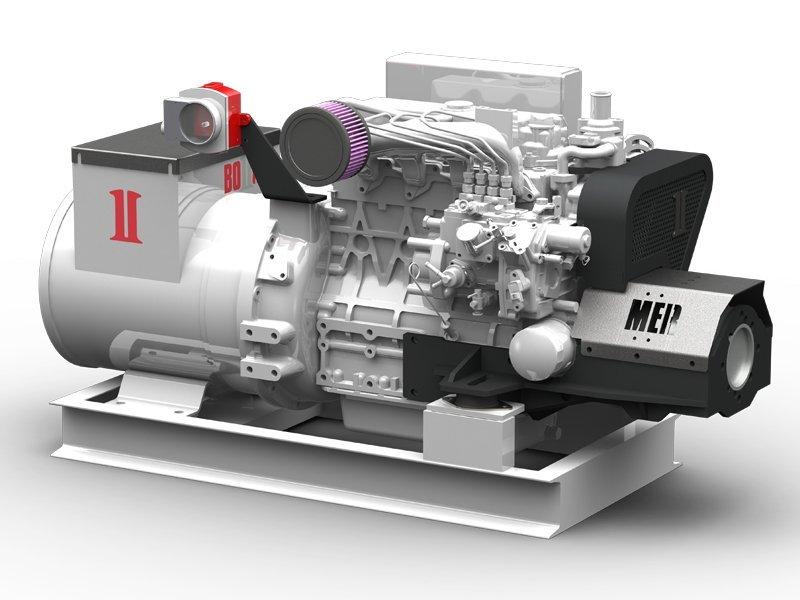 MG18 Marine Generator Series