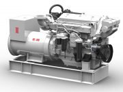 315kW Platinumn Marine Generator