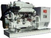 John Deere MG40JD 40KW 4045DFM Marine Generator