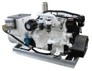 BOLLARD™ 40kW Platinum Marine Generator