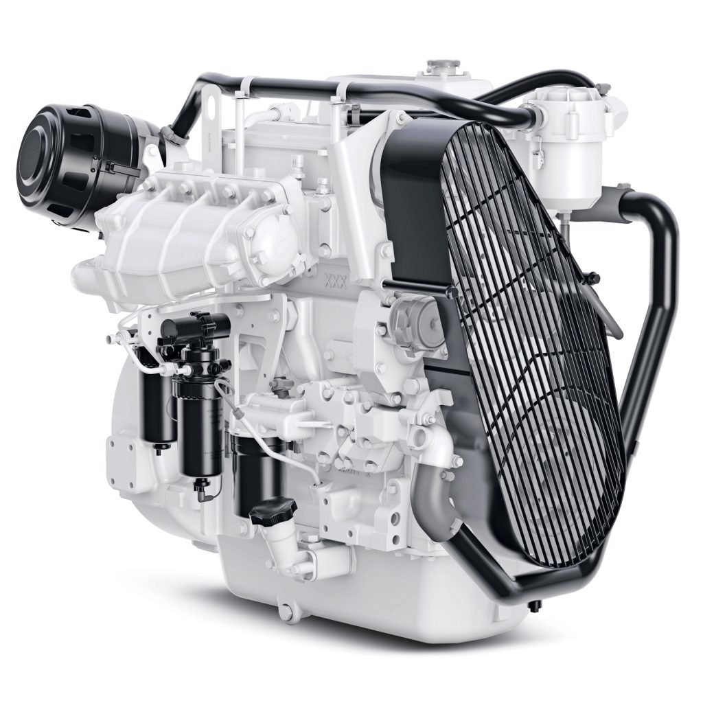 MP45 Marine Propulsion Series