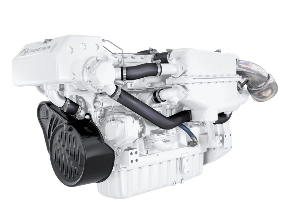MP90 Marine Propulsion Series