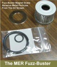 Fuzz Buster Magnetic Transmission Filter
