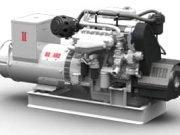 BOLLARD Platinum 104kw Marine Generator