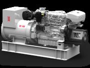 BOLLARD Platinum 210kW Marine Generator