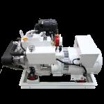 BOLLARD 12.5kW Marine Generator