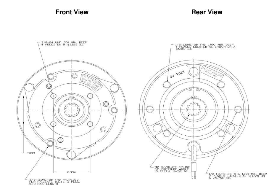H28D200-mounting dimensions