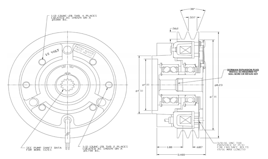 H28V200-Clutch-drawings