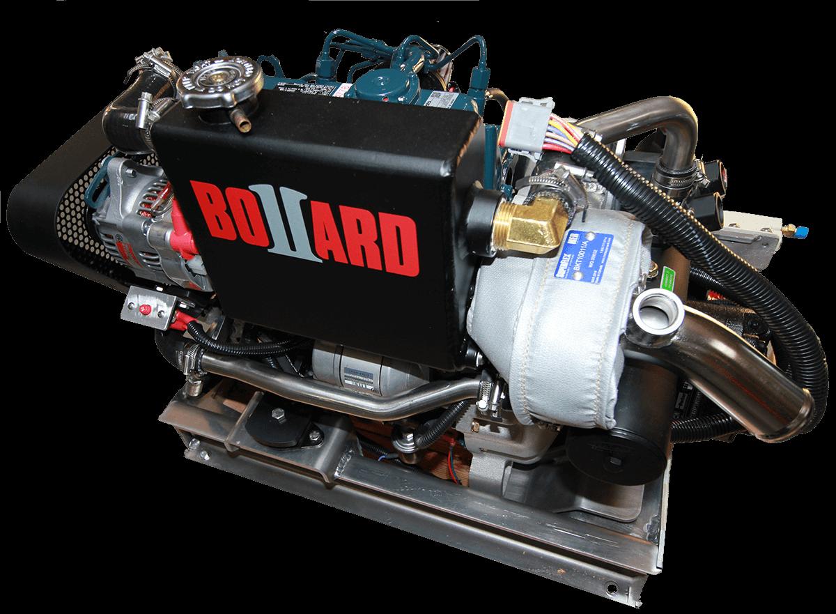 BOLLARD Hydraulic Power Unit