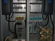BOLLARD Energy Systems Hybrid Cabinet Interior