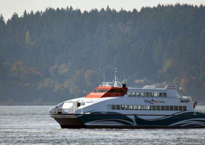 Kitsap Ferry Finest