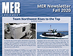 Cover image of Fall 2020 Newsletter