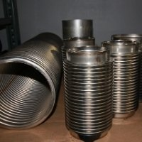 assorted sizes of SuperFlex bellows