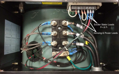 How to Check your Exciter Stator and Diode Bridge