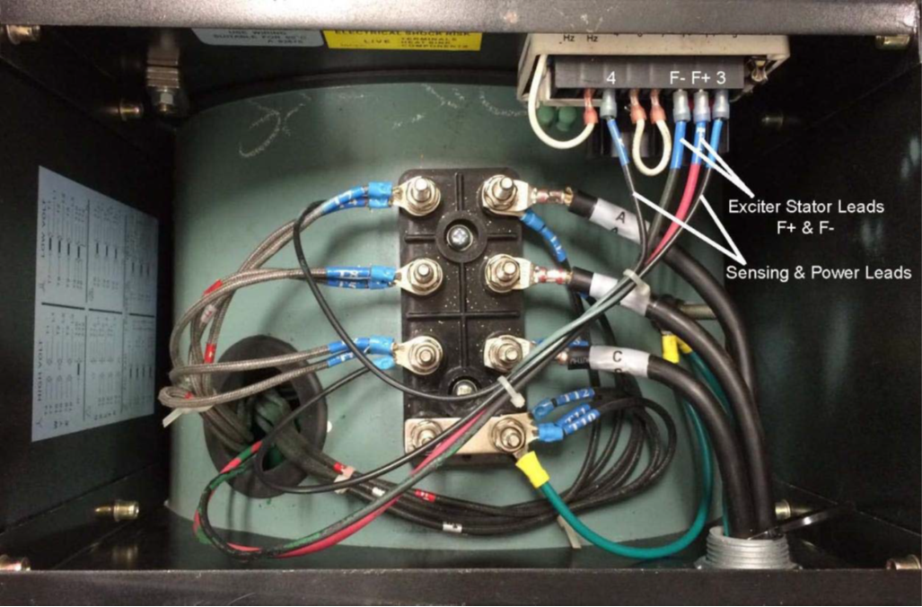 Switch meter to auto-ranging Ohms