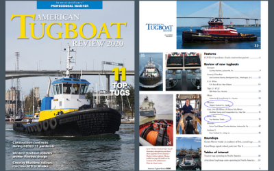 Two of the Top Tugs of 2020 Powered by BOLLARD
