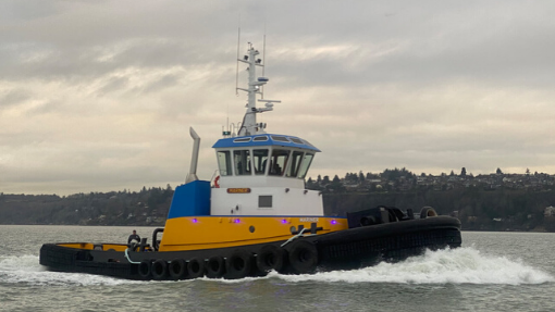 Western Towboat Mariner